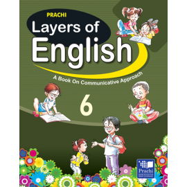 Prachi Layers of English Textbook for Class 6