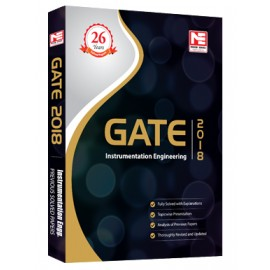 Made Easy GATE  Instrumentation Engineering Solved Papers Edition 7th (2017-18)