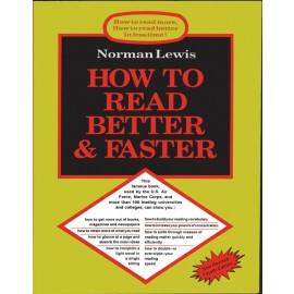 Norman Lewis How To Read Better And Faster