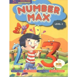 Number Max Textbook for Level 2