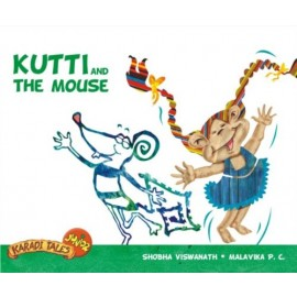 Karadi Tales Kutti and the Mouse (with Audio CD) by Karthik Kumar