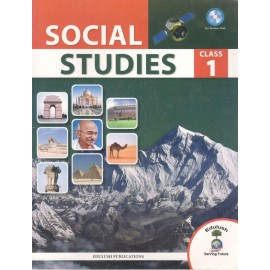 Edulush Social Studies Textbook for Class 1
