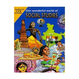 Allied Our Wonderful World of Social Science Textbook for Class 1