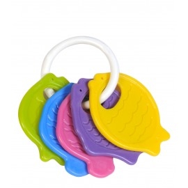 Funskool Giggles Clack Fish Teether (9921500)