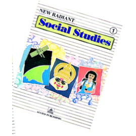 Allied New Radiant Social Studies Textbook for Class 1