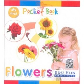 Edu Hub My First Pocket Book of Flowers