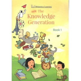 Britannica The Knowledge Generation (General Knowledge) Book for Class 1