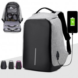 Premium USB Charge Anti-Theft Backpack