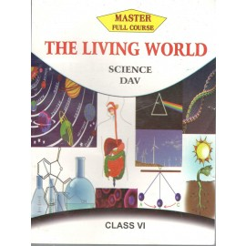 Master Guide DAV The Living World Science for Class 6