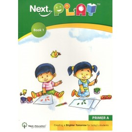 Next Education Next Play Primer A (Set of 8 Books) - Monthly