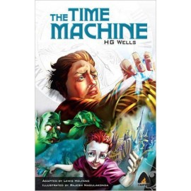 Campfire Novel The Time Machine by HG Wells