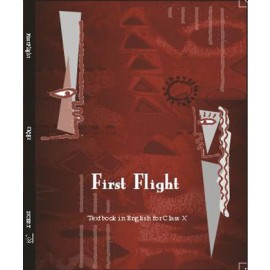 NCERT First Flight Textbook of English for Class 10 (Code 1059)