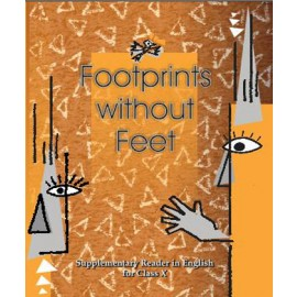 NCERT Foot Prints Without Feet Textbook of English for Class 10 (Code 1060)