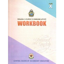 CBSE Interact in English (Workbook) Course 'A' Communicative for Class 10