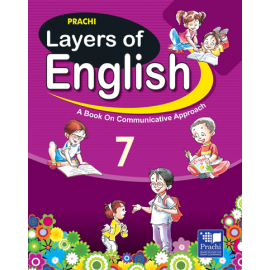 Prachi Layers of English Textbook for Class 7