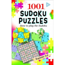 1001 Sudoku Puzzles (Manoj Publications)