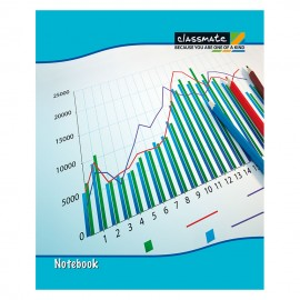 Classmate Graph Book (2001115) - Square 1mm/ Single Line (32 Pages)