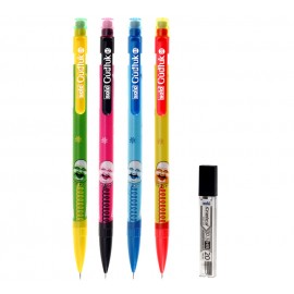 Solo Gudluk Clutch Pencil With Leads 0.5 (PL605)