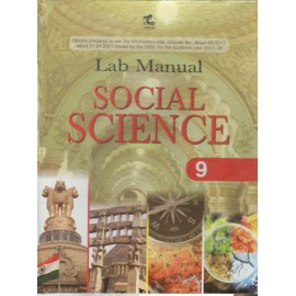 Tarun Lab Manual Social Science for Class 9 by NK Sinha
