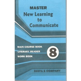 Master Guide New Learning to Communicate for Class 8
