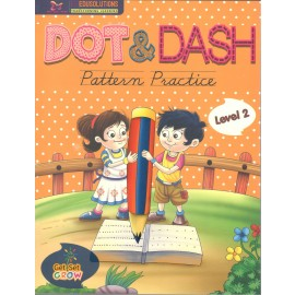 Dot&Dash Pattern Practice Textbook for Level 2