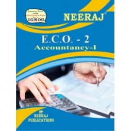 Neeraj IGNOU Accountancy-I (ECO-2)
