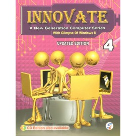 Sapphire Innovate (A New Generation Computer Series) for Class 4