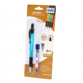 Solo Jetmatic Pencil 0.5 Auto/Self Clicking One Set (PL305)