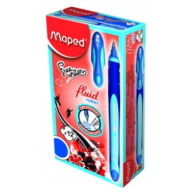 Maped Roller Ball Pen Erasable (0.7mm) 1 Piece (228130)