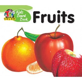 Tricolour Kids Board Book Fruits