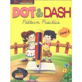Dot&Dash Pattern Practice Textbook for Level 3