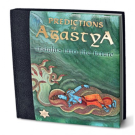 Nightingale Vedic Cosmos Predictions of Agastya English
