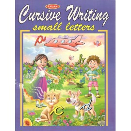 Padma Cursive Writing Small Letters (P-025)