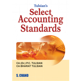 S Chand Tulsian's Select Accounting Standards