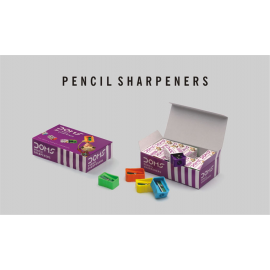Doms Extra Long Pencil Sharpener Pack of 20