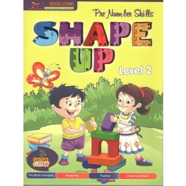 Pre Number Skills Shape Up Textbook for Level 2