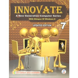 Sapphire Innovate (A New Generation Computer Series) for Class 7