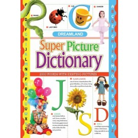 Super Picture Dictionary (Dreamland)
