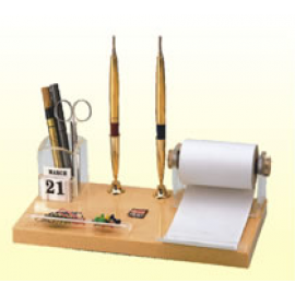"Kebica Pen Stand (120R) - 10.5"" x 5.5"""