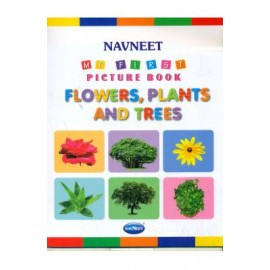 Navneet My First Picture Book Flowers, Plants and Trees