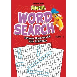 Super Word Search Book 1 (Dreamland)