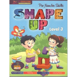 Pre Number Skills Shape Up Textbook for Level 3