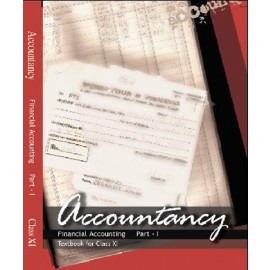 NCERT Financial Accounting Part 1 Textbook of Accountancy for Class 11 (Code 11110)