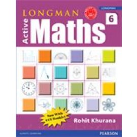 Pearson Active Maths Textbook for Class 6