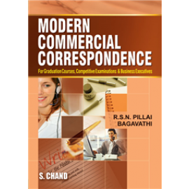 S Chand Modern Commercial Correspondence by RSN Pillai & Bagavathi