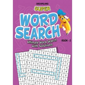 Super Word Search Book 2 (Dreamland)