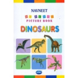 Navneet My First Picture Book Dinosaurs