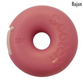Scotch Magic Tape Donut Dispenser (19mmx7.6m)