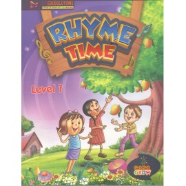 Rhyme Time Textbook for Level 1