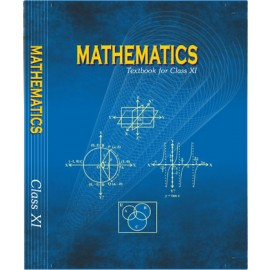 NCERT Mathematics Textbook of Maths for Class 11  (Code 11076)